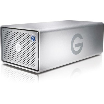 G-Technology G-RAID with Thunderbolt Removable Dual Drive Storage System 12TB (Thunderbolt-2, USB 3...
