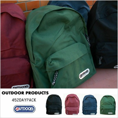 【50%OFF】Outdoor Products 452 DAY PACK アウトドア プロダクツ 452 デイパック(リュック) ※返品・交換不可