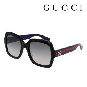 【GUCCI】 グッチ サングラス 正規販売店 アレッサンドロ・ミケーレデザイン GG0036S 004 POP WEB Made In Italy DEAL スクエア