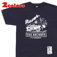 SVG by NEIGHBORHOOD (エスブイジー by ネイバーフッド) RACER/C-TEE.SS (Tシャツ) 200-006968-041-【新品】