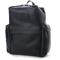 ハンター HUNTER ORG TOPCLIP BACKPACK - RUB LTH (BLK) レディース メンズ