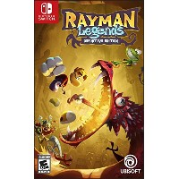 Rayman Legends Definitive Edition (輸入版:北米) - Switch