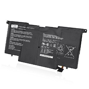 ノートパソコンのバッテリーNew Laptop Battery for Asus C22-UX31 C23-UX31 ZenBook UX31A UX31E Ultrabook -12 Months...