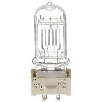GE 88462 650W Halogen Lamps by GE