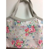 【USED】Cath Kidson キャス キッドソン ナイロン トートバッグ ナイロン ピンク レディース【中古】