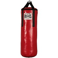"Cleto Reyes ラージ 38x14"" Unfilled ナイロン-キャンバス Punching Heavy Bag (海外取寄せ品)"