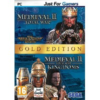 Medieval 2 Total War:Gold Edition 英語版 (PC) [並行輸入品]