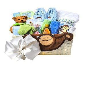 Welcome Home Baby by Gift Basket