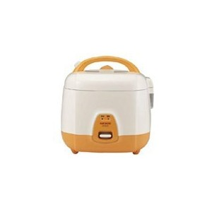 Cuckoo CR-0331 3 Cup Electric Heating Rice Cooker, 110V, Orange by Cuckoo [並行輸入品]