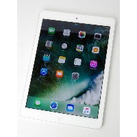 【Apple】アップル『iPad Air Wi-Fi + Cellular 32GB au』MD795JA/A シルバー iOS10.3.3 9.7型 ○判定 タブレット【中古】b05e/h12AB