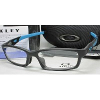 OAKLEY オークリー 眼鏡フレーム 0OX8118 CROSSLINK (A) 811801 POLISHED BLACK