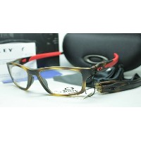 OAKLEY オークリー 眼鏡フレーム 0OX8090 CROSSLINK MNP 809008 Matt Brown Tort
