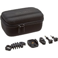 Fotodiox プロ GoTough CamCase シングル, ブラック キット - GoTough Carrying ケース and Aluminum Accessories for One...