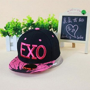 New Hot Exo Printed Design Hat