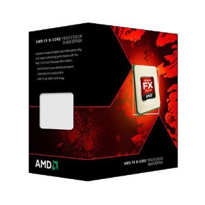 AMD  FX-Series AMD FX-8120 TDP 125W  3.1GHz×8 FD8120FRGUBOX