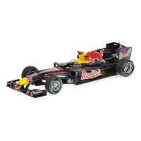 PMA 1/43 Red Bull Racing Renault RB6 アブダビGP 2010 #5 完成品