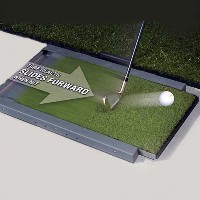 FairwayPro Ultimate Divot Simulator (Portable)【ゴルフ 練習器具】