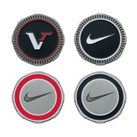 Nike Challenge Coin Ball Markers (#N80749)【ゴルフ その他のアクセサリー>ディボットツール】