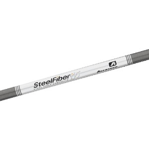 Aerotech SteelFiber i95cw Taper tip Iron Shafts【ゴルフ ゴルフクラブ>シャフト】