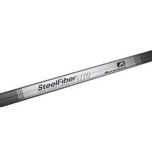 Aerotech SteelFiber i110cw Taper tip Iron Shafts【ゴルフ ゴルフクラブ>シャフト】