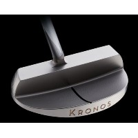 Kronos Golf Mandala Raw Stainless Steel Putter【ゴルフ ゴルフクラブ>パター】