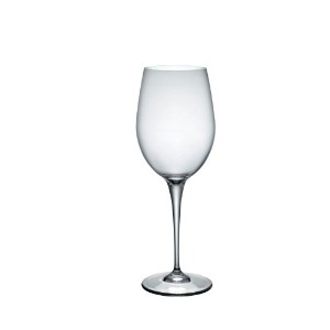 Bormioli Rocco CrystallineバローロGlasses with Pulled Stem 12.5 ounce クリア 170031BF9021990