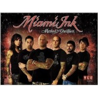 Miami Ink , Marked for Greatness、by TLC (ペーパーバック)