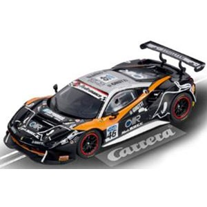 "1/32 D132 フェラーリ 488 GT3 ""Black Bull Rasing"" No.46【20030808】 Carrera [KC 20030808 フェラーリ 488 GT3 No..."