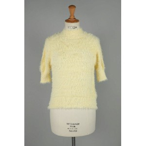Shaggy Half Knit -YELLOW-(11720302) TODAYFUL(トゥデイフル)