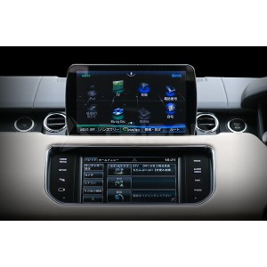 【RRS-F1D-CL】14y~16y Land Rover / RANGE ROVER SPORT Panasonic CN-F1D専用取付けキット