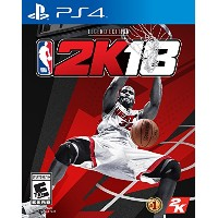 NBA 2K18: Legend Edition - PS4