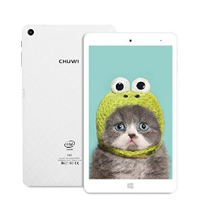 純正品 Chuwi Hi8 Pro 8inch タブレットPC 4000mAh Windows10 & Android 5.1 Intel ATOM X5 Cherry Trail Z8350...