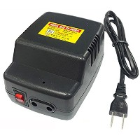 500-Watt Step-Up Voltage Converter Transformer with On/Off Button From 120V To 220V 60Hz On /...