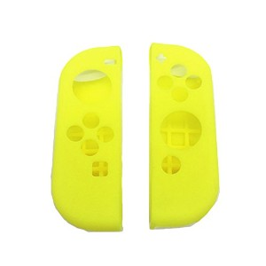 Zhhlinyuan 1pair Soft Silicone Protective Case Skin cover for Nintend Switch JOY Con Controller...