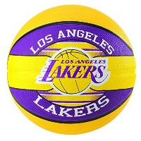 SPALDING(スポルディング) LOS ANGELES LAKERS 83-510Z パープルイエロー 7