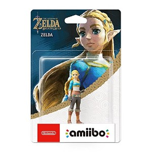 Zelda amiibo - The Legend OF Zelda: Breath of the Wild Collection (Nintendo Wii U/Nintendo 3DS...
