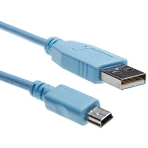 Kabel Console Cable 6 ft with USB Type A and