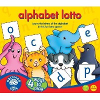 Orchard Toys Alphabet Lotto by Orchard Toys [並行輸入品]
