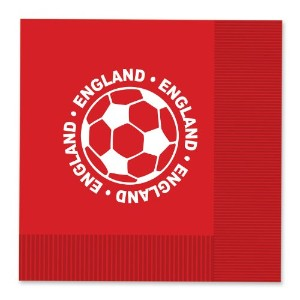 Lunch Napkins – England ( 16 / Pkg ) 58115-ENG