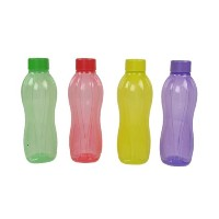 Tupperware Aquasafe Bottle Set of 4 (500ML) by Tupperware