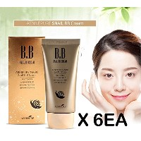 [Aenepure] カタツムリBBクリーム50ml X 6EA / SPF50+ PA +++ / Snail BB cream 50ml X 6EA / SPF50+ PA +++ /...