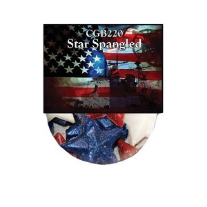 Bright Ideas Candle Wax Warmer Gift Pack, Star Spangled [並行輸入品]