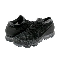 NIKE AIR VAPORMAX FLYKNIT 【TRIPLE BLACK】 ナイキ ヴェイパー マックス フライニット BLACK/ANTHRACITE/DARK GREY
