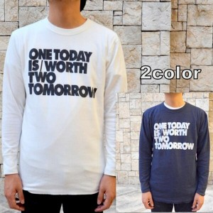 FUNG(ファング)/ DUOFOLD L/S ONETODAY T-2色展開-