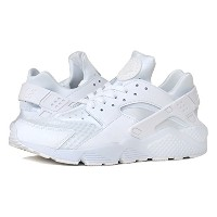 [ナイキ]NIKE AIR HUARACHE WHITE/WHITE/PURE PLATINUM 【TRIPLE WHITE】 [並行輸入品]