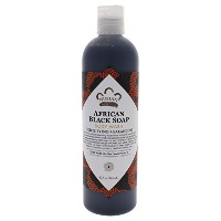 African Black Body Wash 13 oz