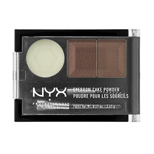 NYX Eyebrow Cake Powder Auburn/Red (並行輸入品)