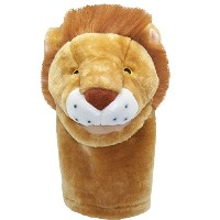 Get Ready Kids Bigmouth Lion Puppet by Lion Bigmouth Puppet