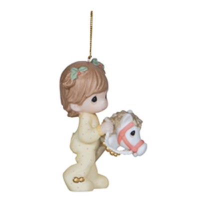 Precious Moments Jingle all the Way Ornament by Precious Moments [並行輸入品]
