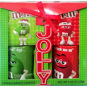 M & M 's Mug with M & M 's Chocolate Candies , 4 Pc by M & M 's